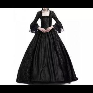 Women Dress Century Medieval Gothic Renaissance Ma